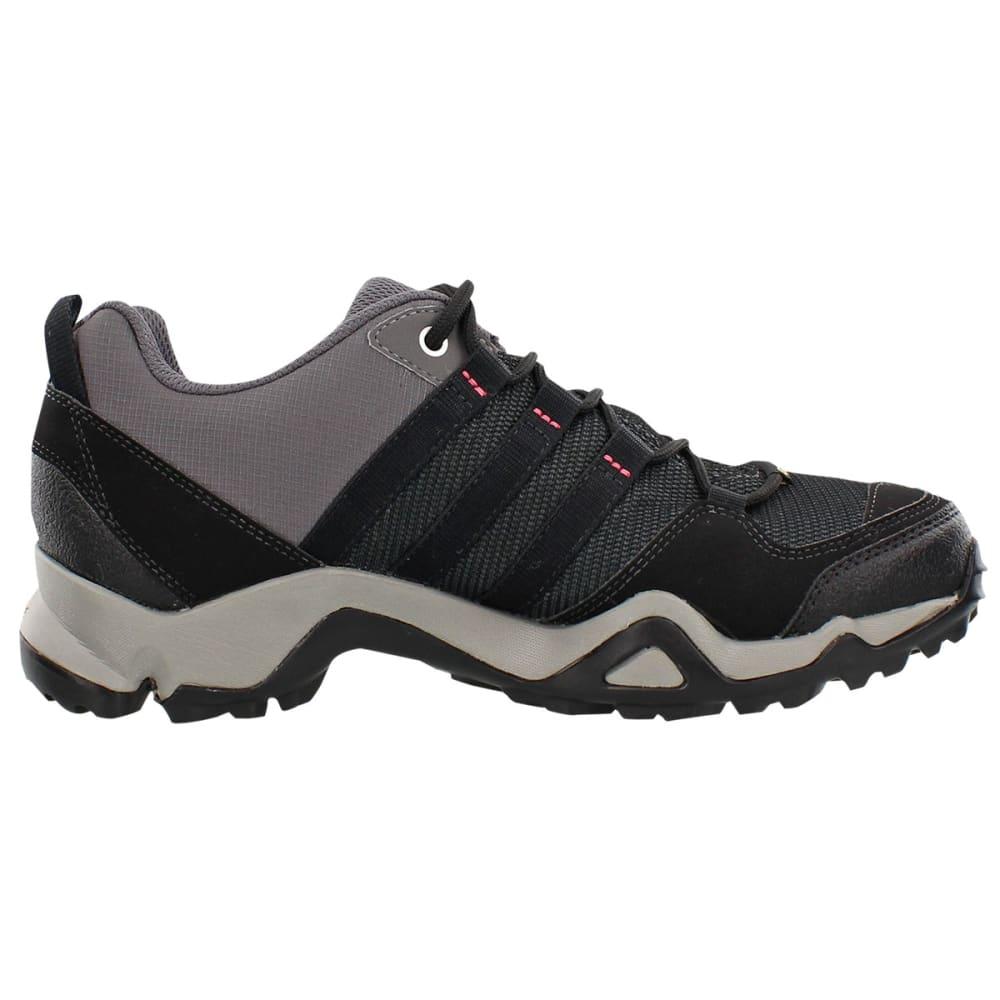 ADIDAS Women's AX 2.0 GTX Hiking Shoes, Carbon - CARBON/BLACK