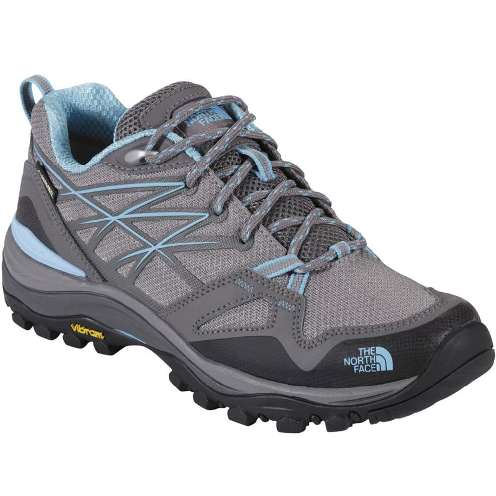 THE NORTH FACE Women's Hedgehog Fastpack GTX Hiking Shoes, Dark Gull Grey 9