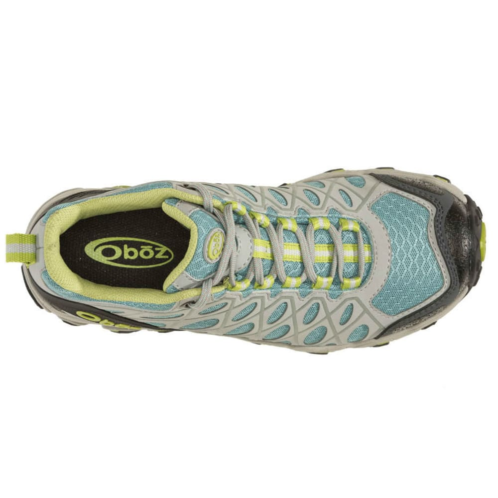 OBOZ Women's Switchback Hiking Shoes - CITRON
