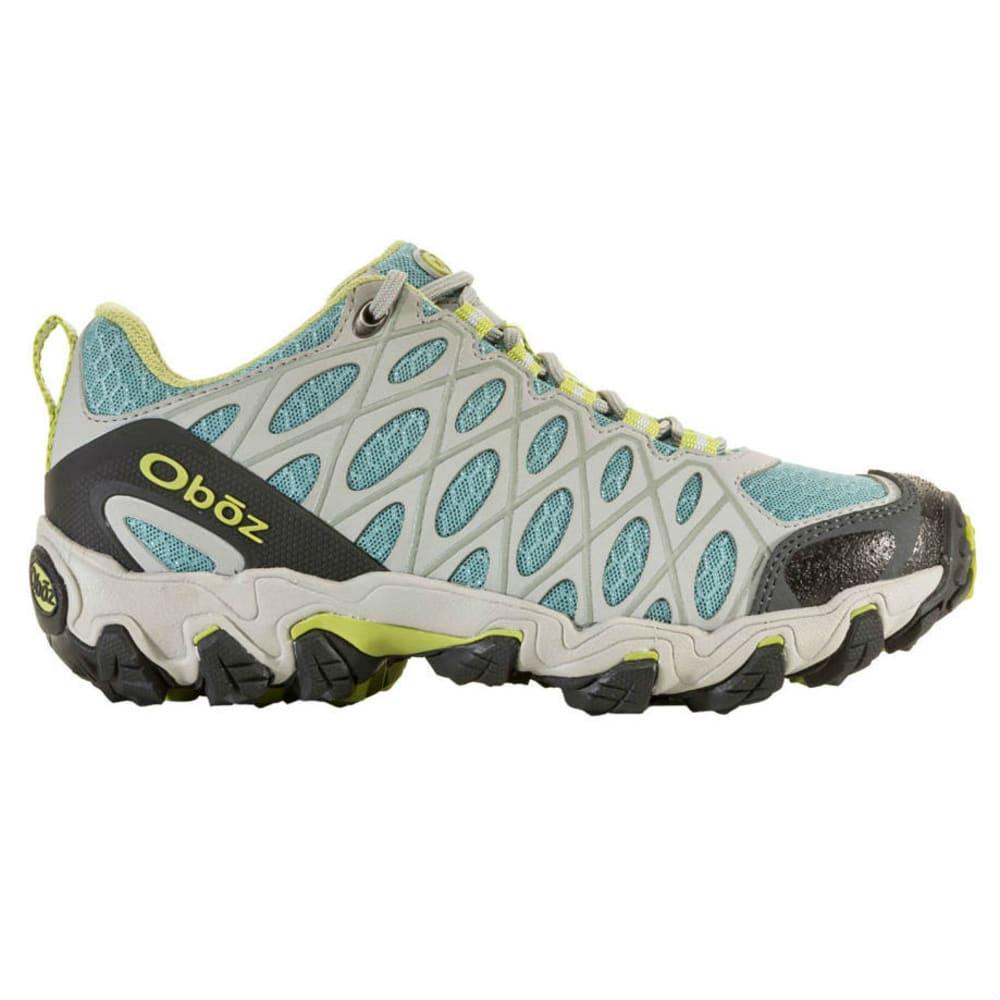 OBOZ Women's Switchback Hiking Shoes - CITRON