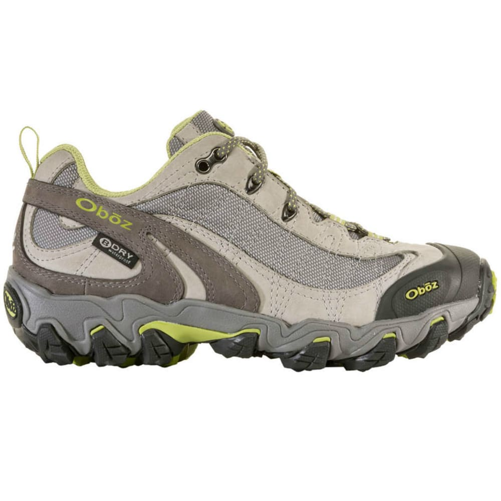 OBOZ Women's Phoenix BDry Hiking Shoes - DRIFTWOOD