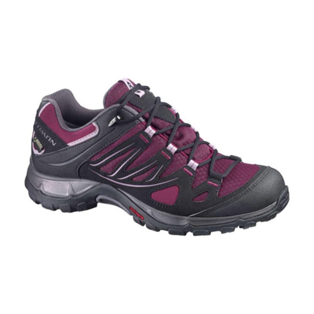 sale retailer 01d0c 61354 SALOMON Women's Ellipse GTX Hiking Shoes, Bordeaux/Black