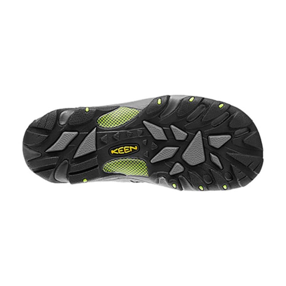 KEEN Women's Voyageur Low Hiking Shoes - NEUTRAL GREY