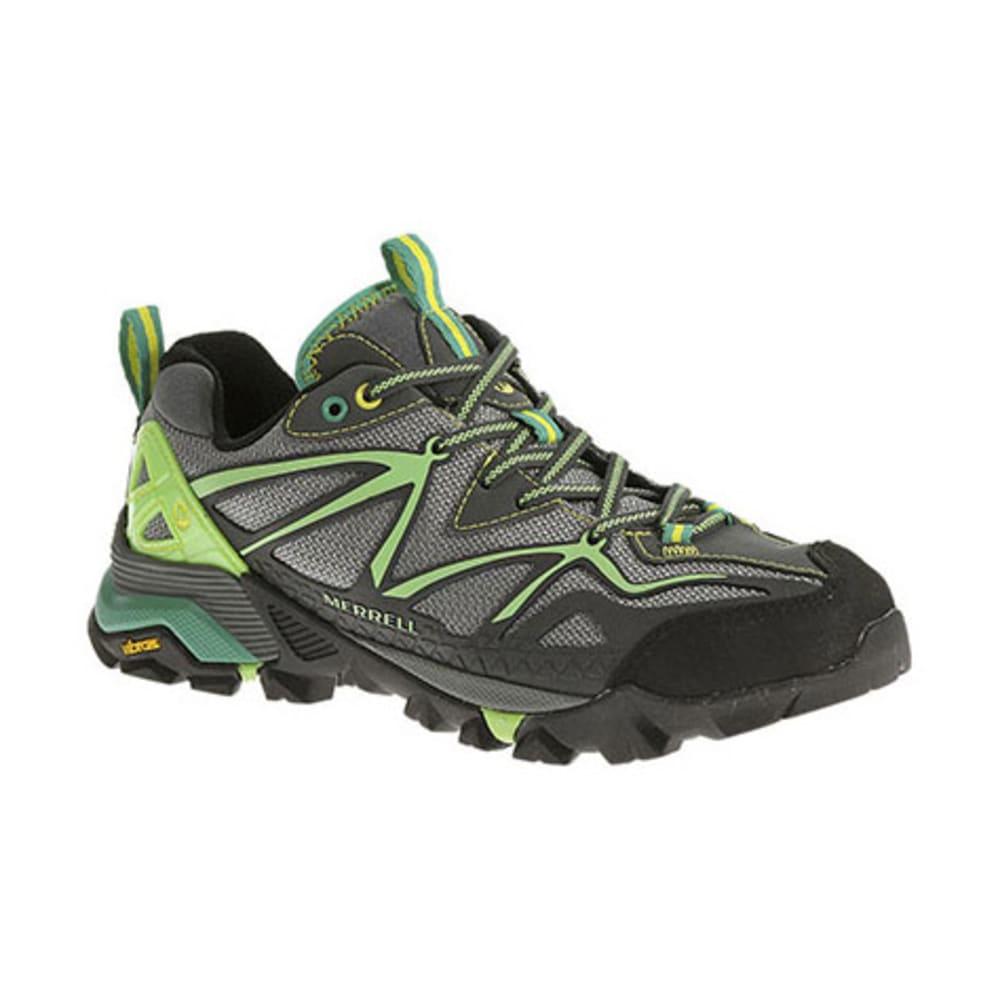 MERRELL Women's Capra Sport Hiking Shoes - GREY/WILD DOVE