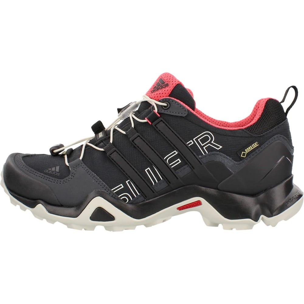 ADIDAS Women's Terrex Swift R GTX Shoes, Dark Grey/Black