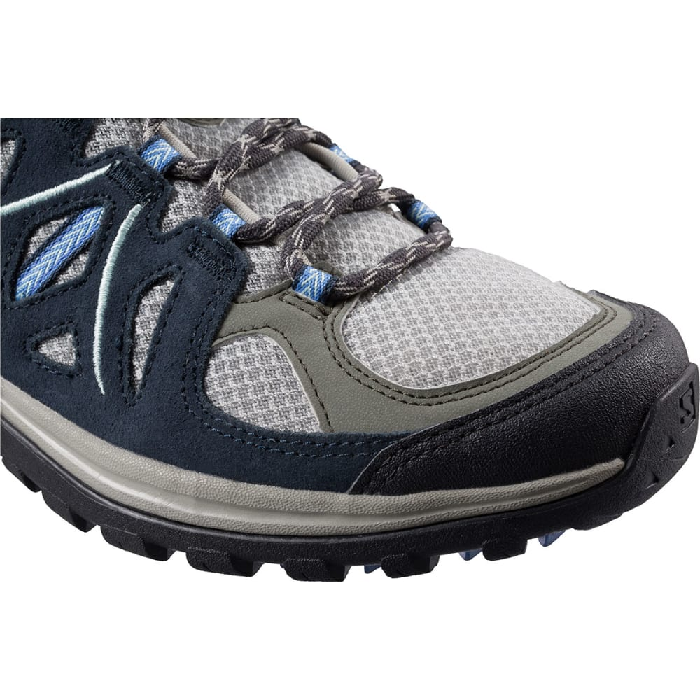 SALOMON Women's Ellipse 2 Aero Hiking Shoes - TITANIUM