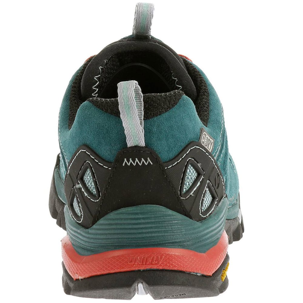MERRELL Women's Capra Waterproof Hiking Shoes, Dragonfly - DRAGONFLY