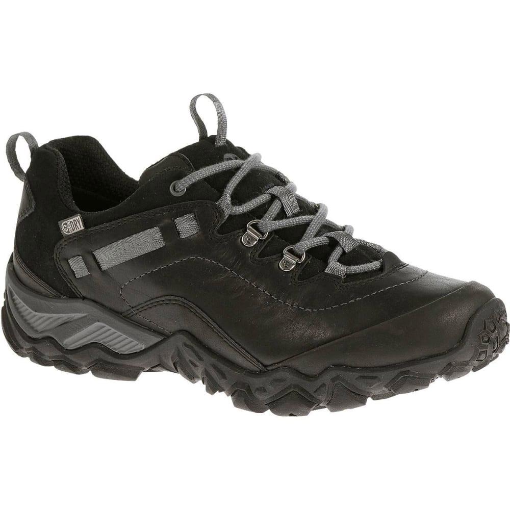 a7cc425a324 MERRELL Women's Chameleon Shift Traveler Waterproof Hiking Shoes, Black