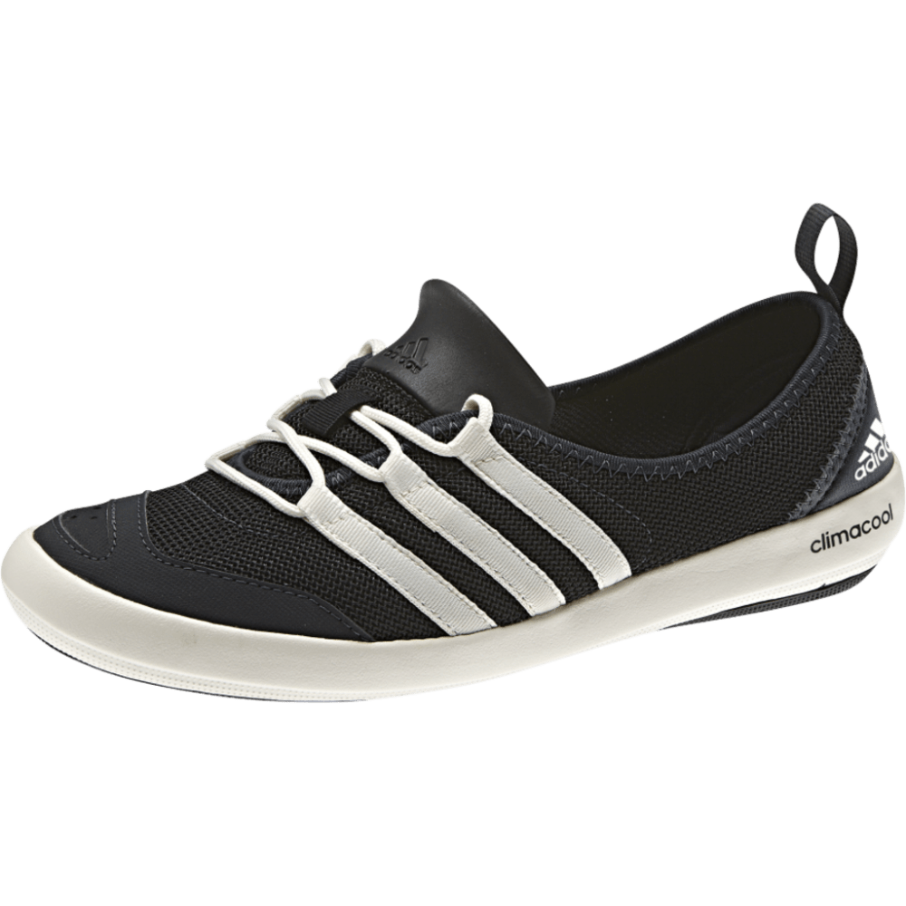 ADIDAS Women's Climacool Boat Sleek Water Shoes - BLACK