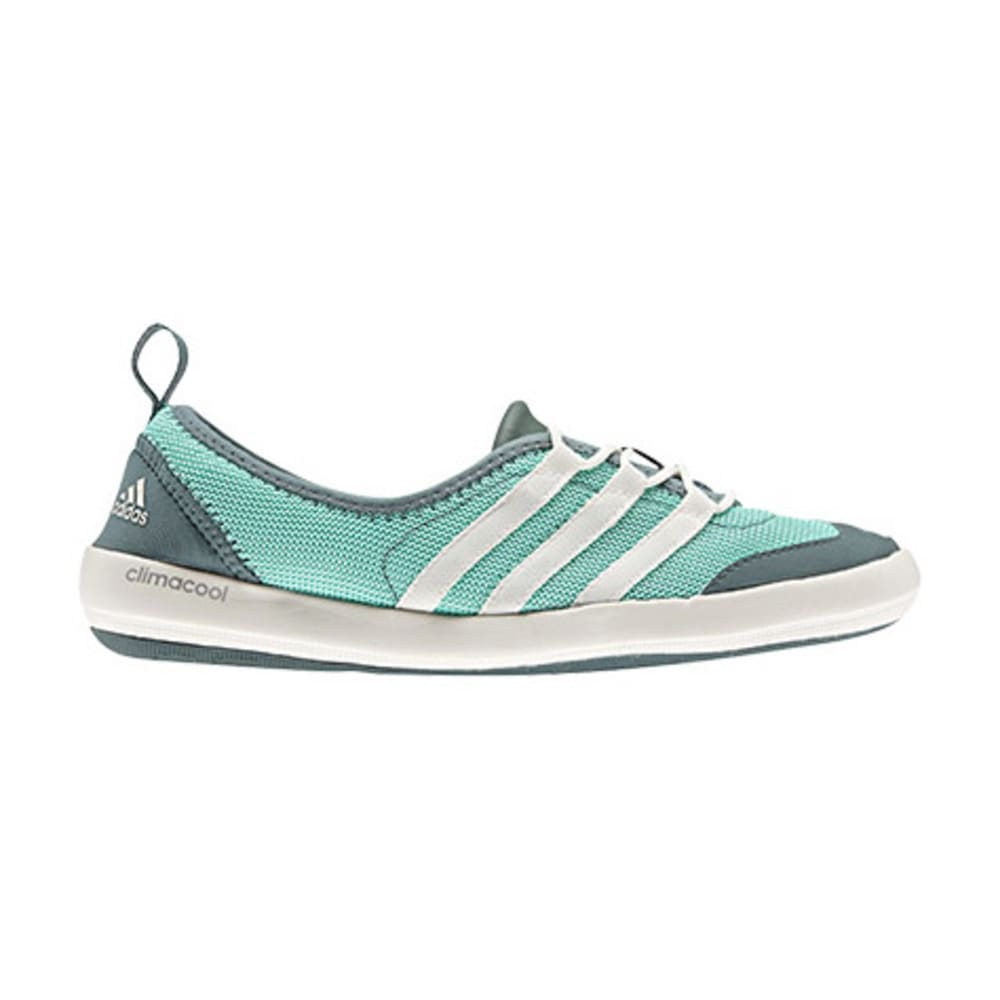 ADIDAS Women's Climacool Boat Sleek Water Shoes - MINT