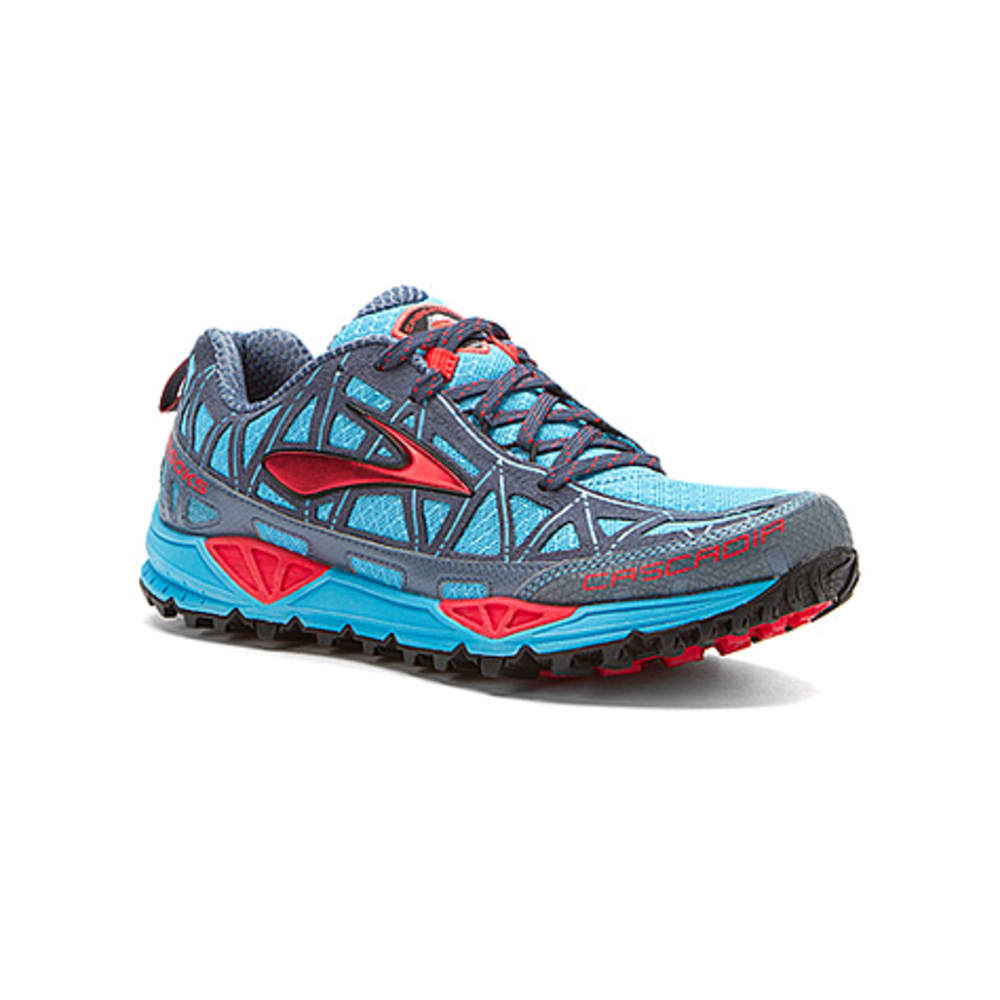 ca8fe464677b5 BROOKS Women s Cascadia 8 Trail Running Shoes