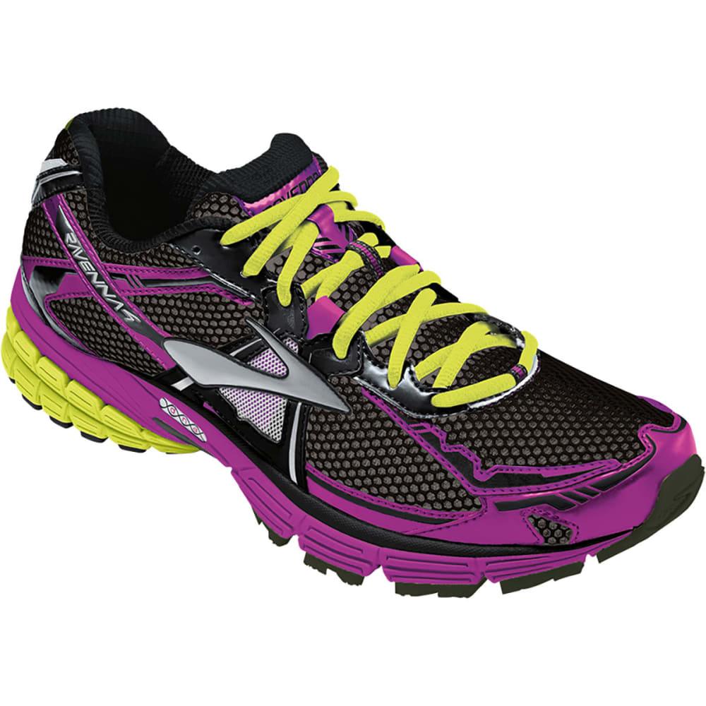 separation shoes 35541 d7817 BROOKS Women's Ravenna 4 Running Shoes, Cactus Flower/Night Life