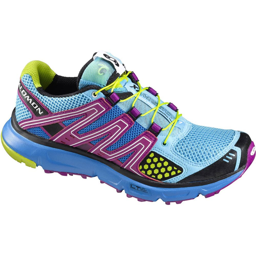 grand choix de c14b0 7db61 SALOMON Women's XR Mission Trail Running Shoes, Blue ...