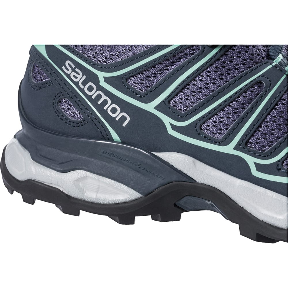 SALOMON Women's X Ultra Prime Hiking Shoes - BLUE