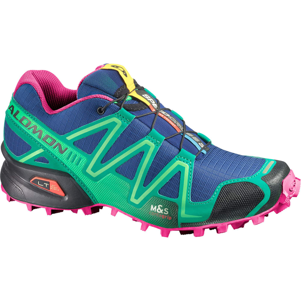 bb1b2b97ec3b SALOMON Women  39 s Speedcross 3 Trail Running Shoes