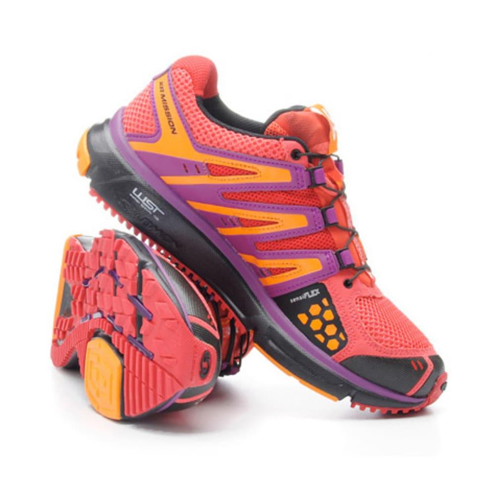 c53fc9b1b252 SALOMON Women  39 s XR Mission Trail Running Shoes