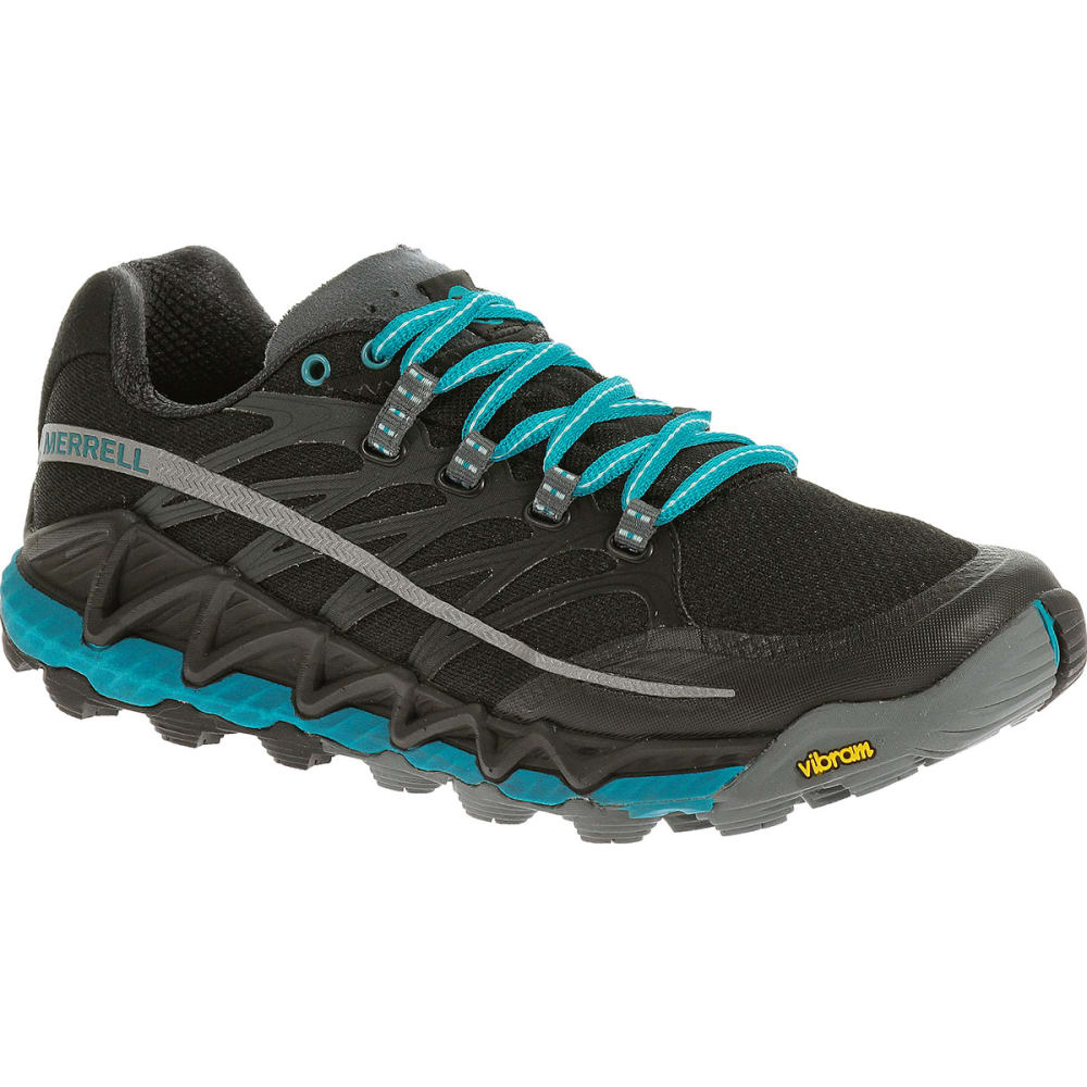 bf4cebc801 MERRELL Women  39 s All Out Peak Running Shoes