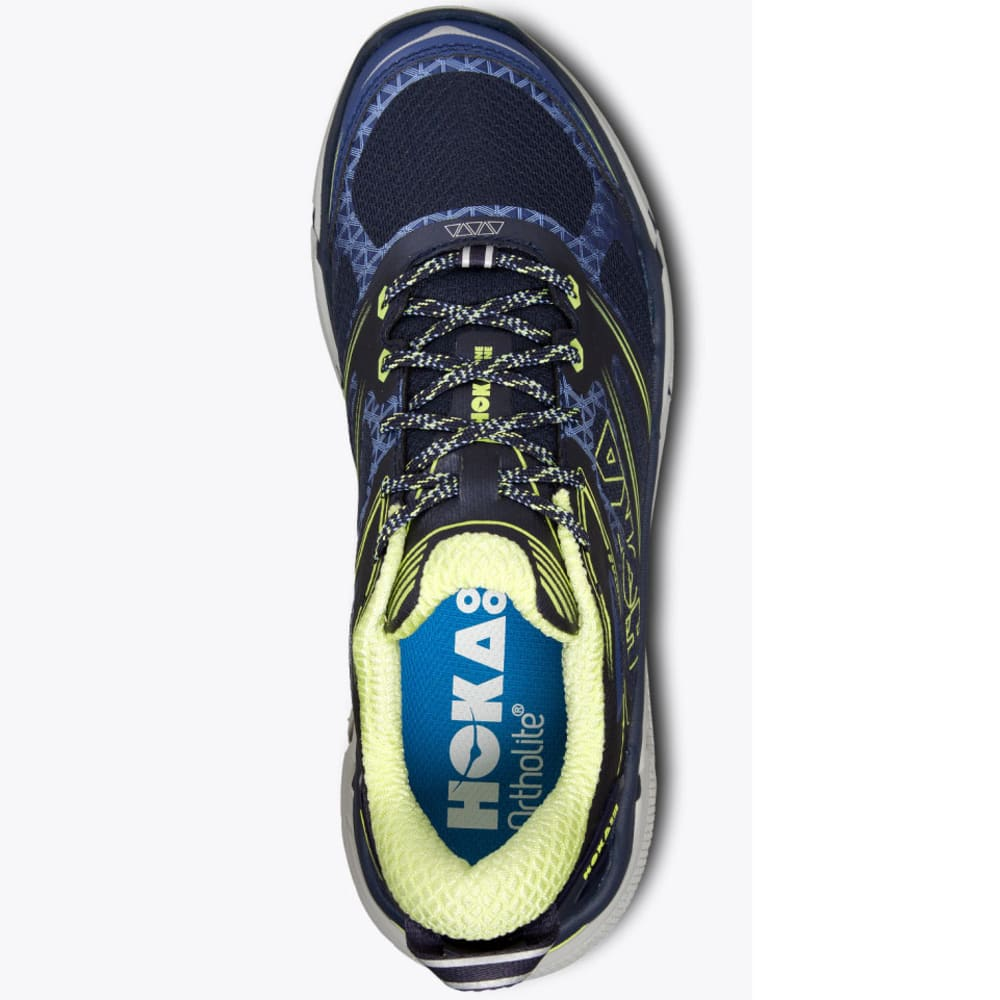 HOKA ONE ONE Women's Challenger ATR 2 Trail Running Shoes - BLUE