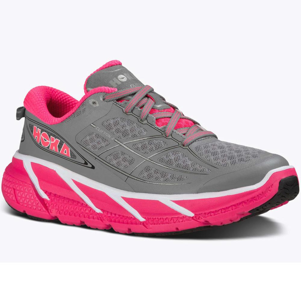 quality design 1e444 0329b HOKA ONE ONE Women's Clifton 2 Road Running Shoes