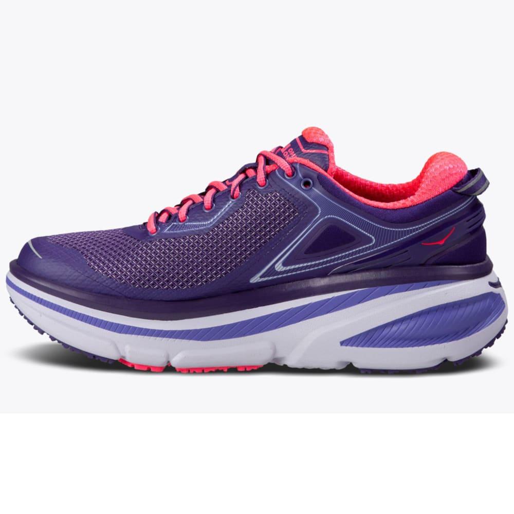 HOKA ONE ONE Women's Bondi 4 Running Shoes, Mulberry ...