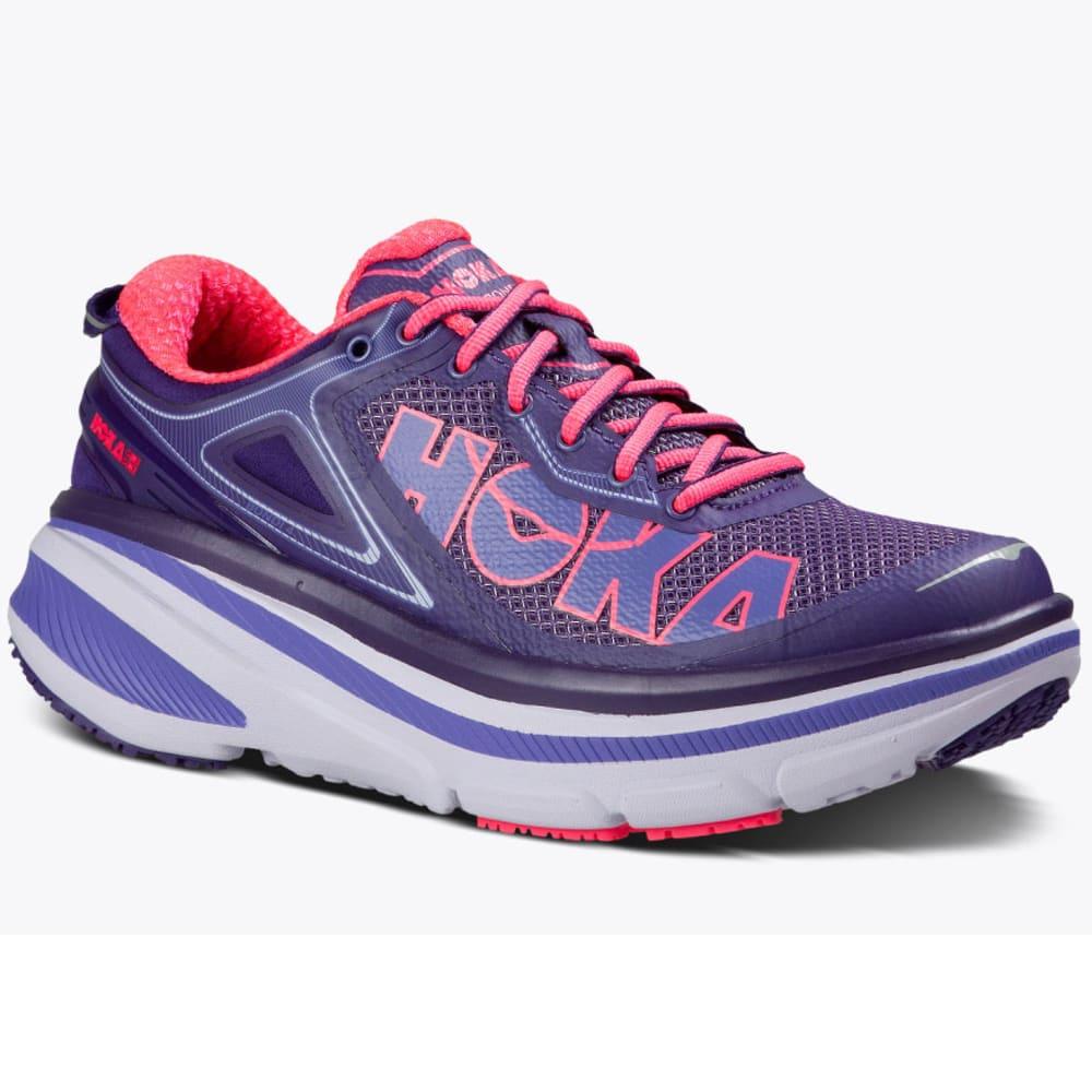 brand new 5dd54 904d8 HOKA ONE ONE Women's Bondi 4 Running Shoes, Mulberry Purple ...
