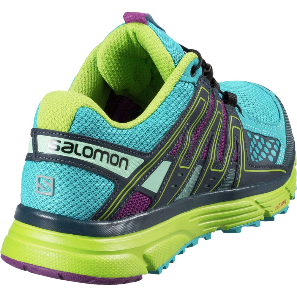 SALOMON Women's X-Mission 3 Running Shoes - BLUE