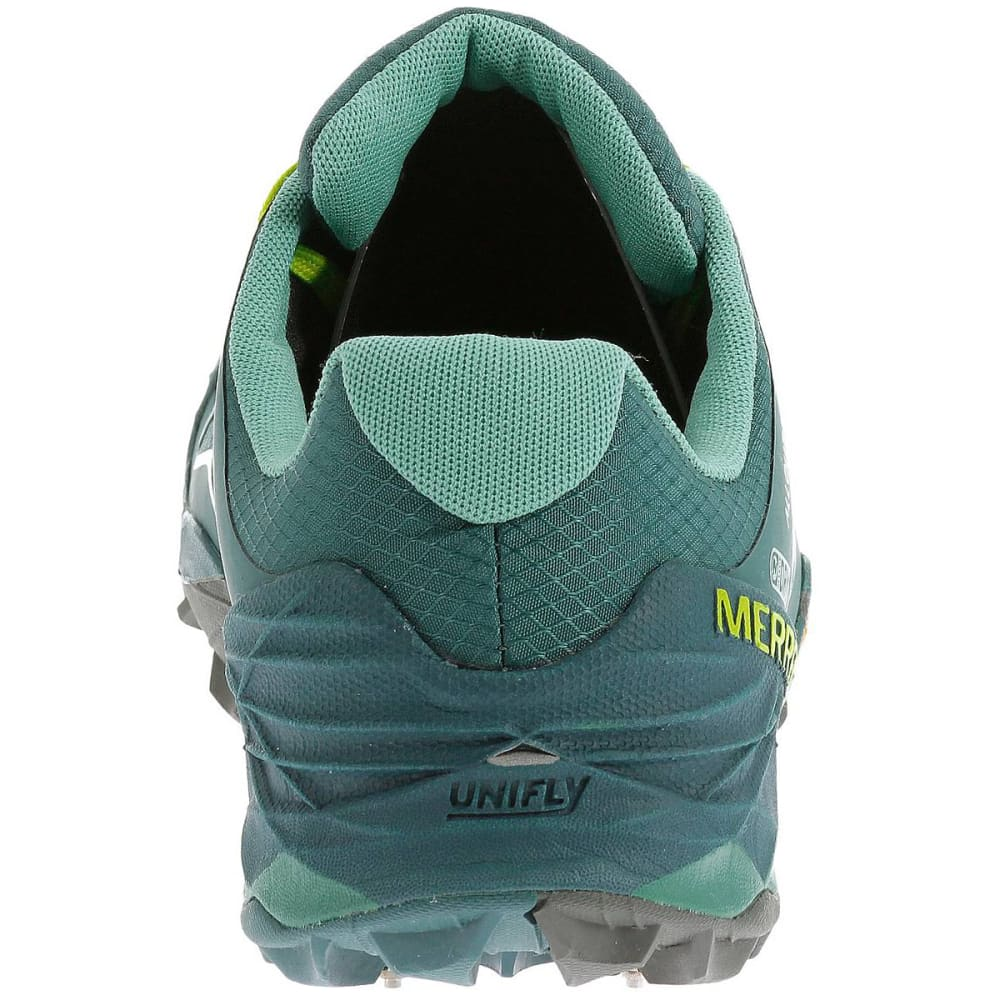 bc051b13482 MERRELL Women s All Out Terra Ice Waterproof Trail Running Shoes ...