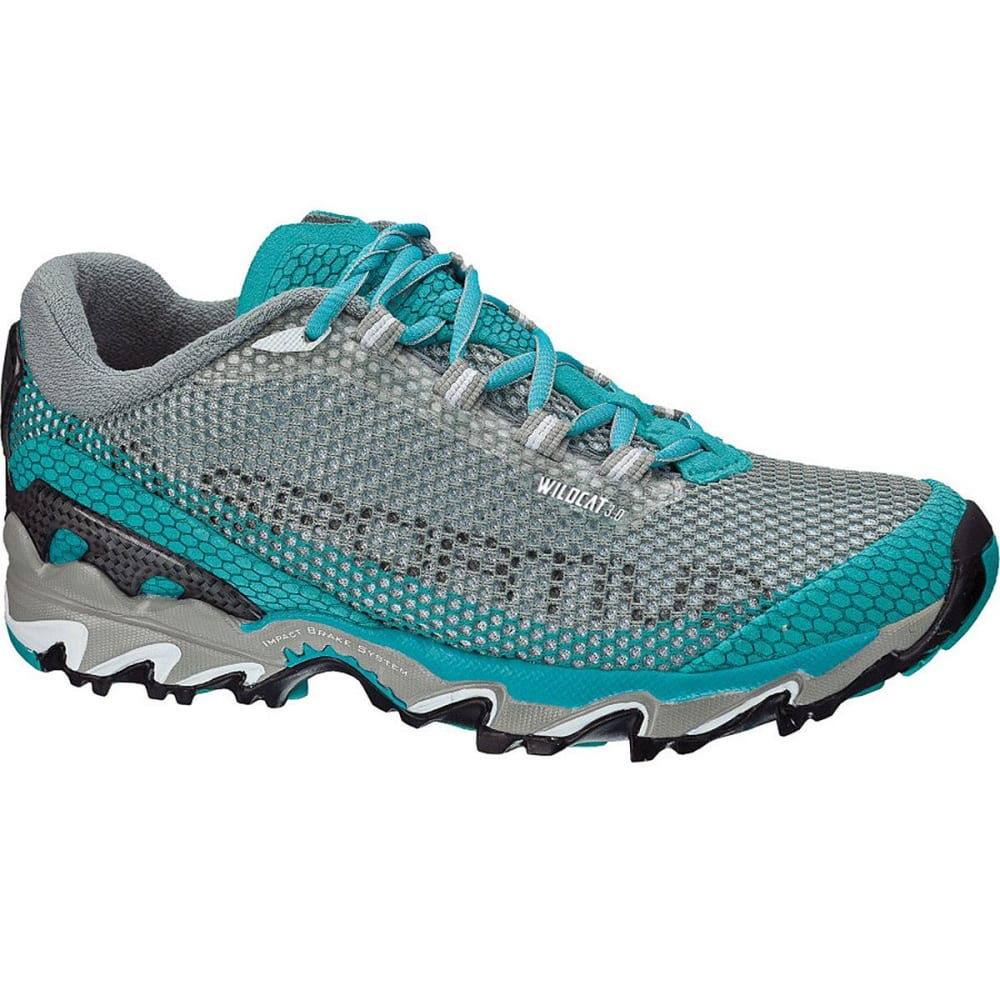 LA SPORTIVA Women's Wildcat 3.0 Trail Running Shoes - TURQUOISE