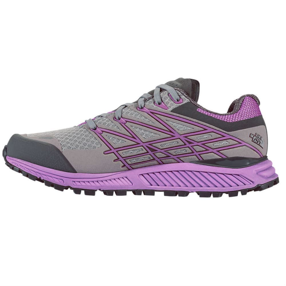 THE NORTH FACE Women's Ultra Endurance Trail Running Shoes - GREY