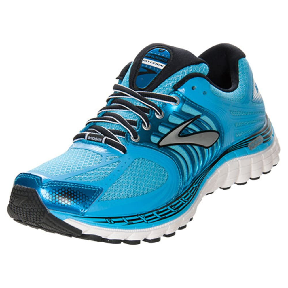 92a37775b01 BROOKS Women  39 s Glycerin 11 Road Running Shoes - BLUE
