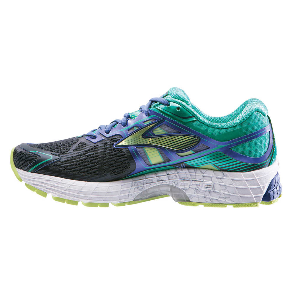 new arrival 48692 761c4 BROOKS Women's Ravenna 6 Road Running Shoes, Dress Blues/Lagoon