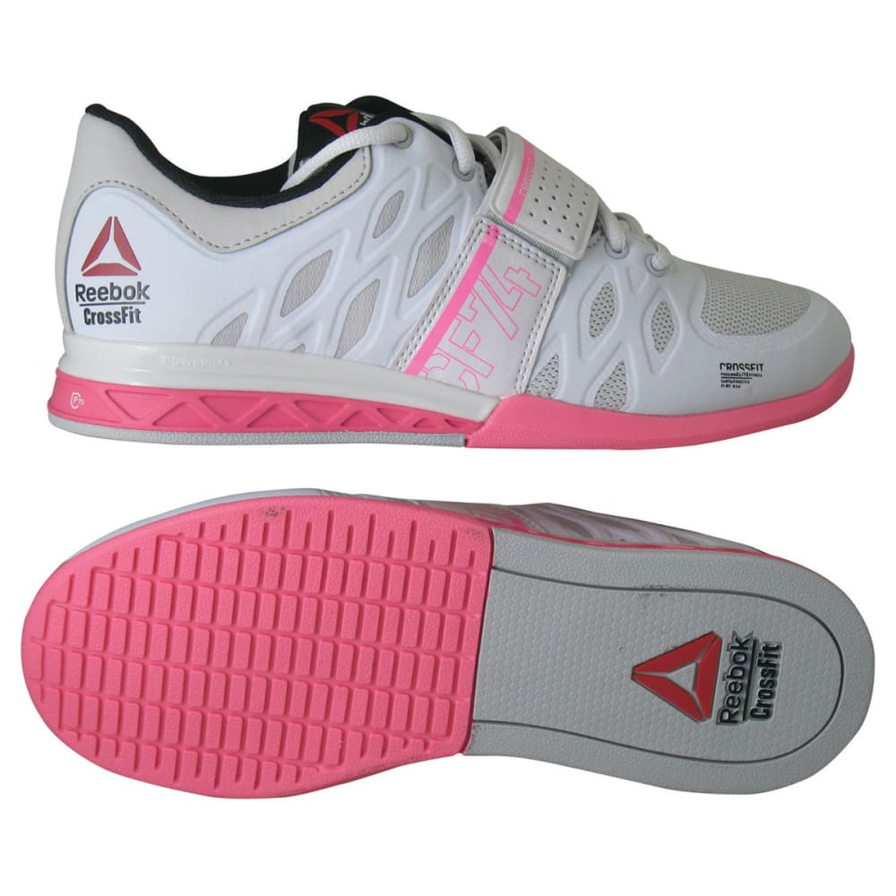 REEBOK Women's CrossFit Lifter 2.0 Shoes - PORCELAIN