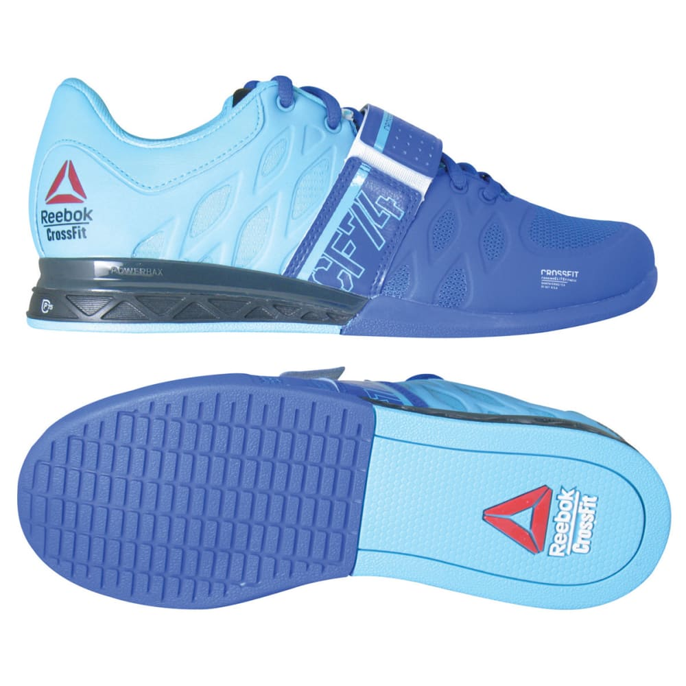 REEBOK Women's CrossFit Lifter 2.0 Shoes - BLUE