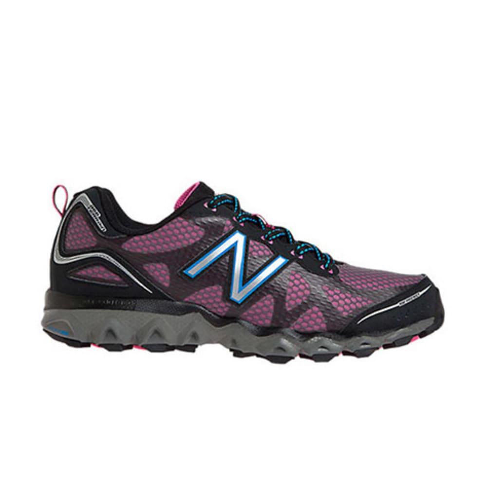 NEW BALANCE Women's 710v2 Trail Running Shoes - PINK/BLACK