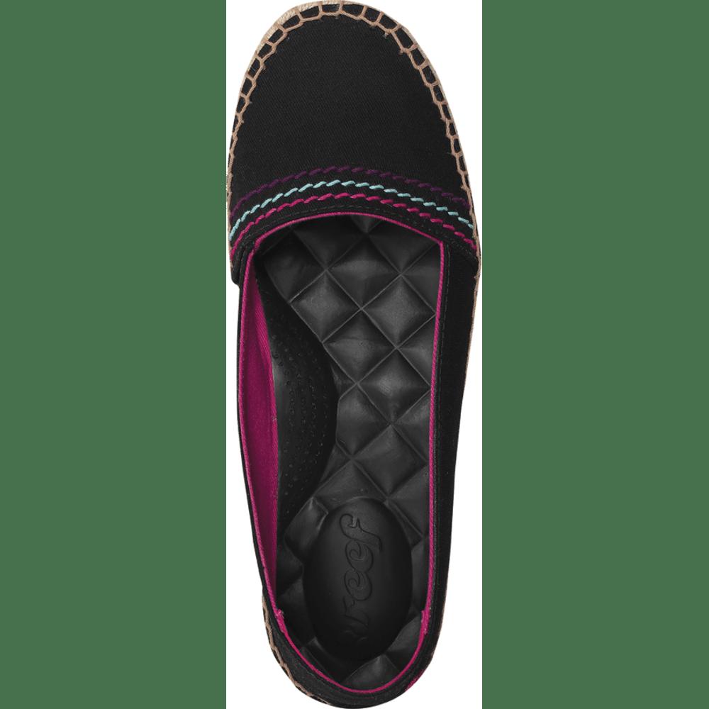 REEF Women's Rainforest Shoes - BLACK