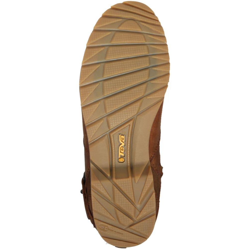 TEVA Women's De La Vina Low Boots, Bison - BISON
