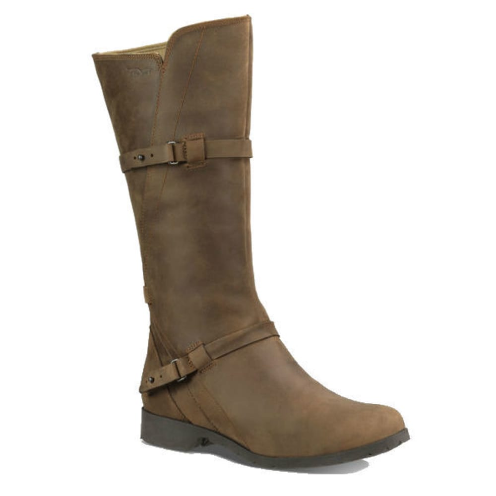 TEVA Women's De La Vina Boots - BROWN