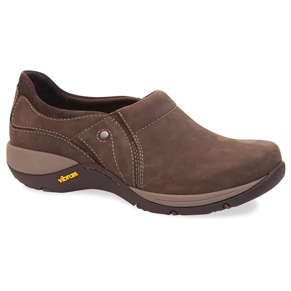 DANSKO Women's Celeste Shoes - BROWN