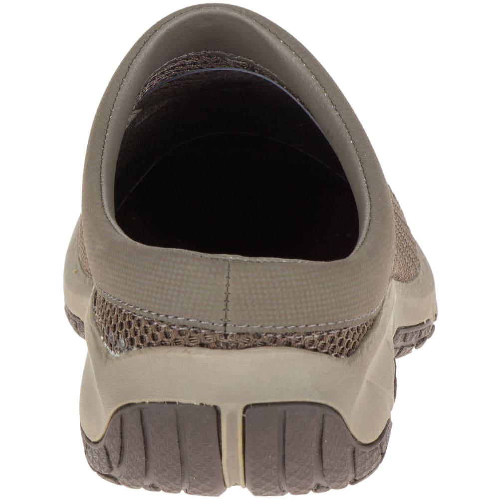 MERRELL Women's Encore Breeze 3 Casual Shoes, Dark Earth - DARK EARTH