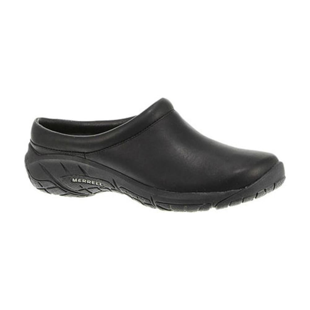 MERRELL Women's Encore Nova 2 Shoes, Black, Wide - BLACK