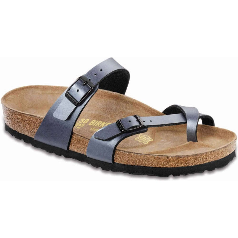 BIRKENSTOCK Women's Mayari Sandals, Regular, Onyx - ONYX