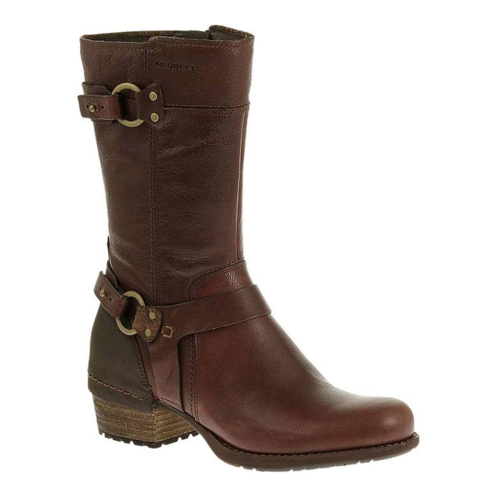 Merrell Casual Shiloh Peak - Chocolate Brown
