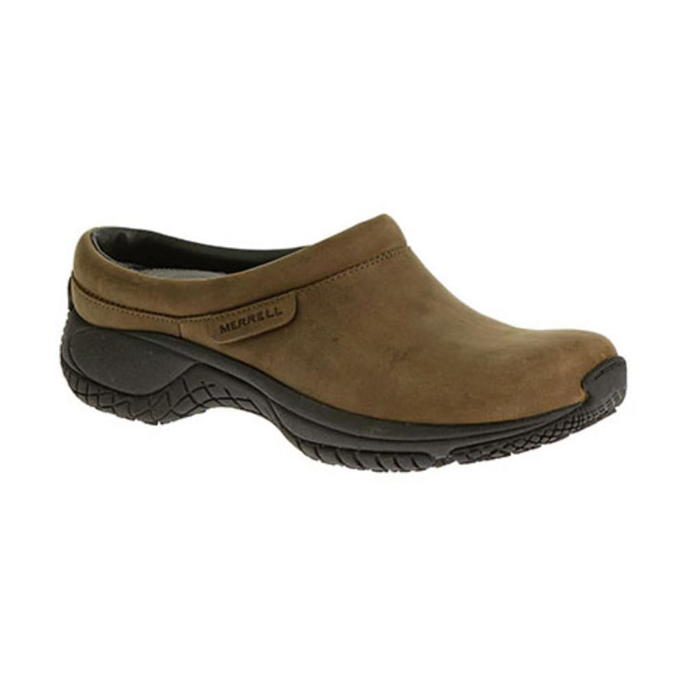 MERRELL Women's Encore Slide Pro Studio Shoes - BROWN