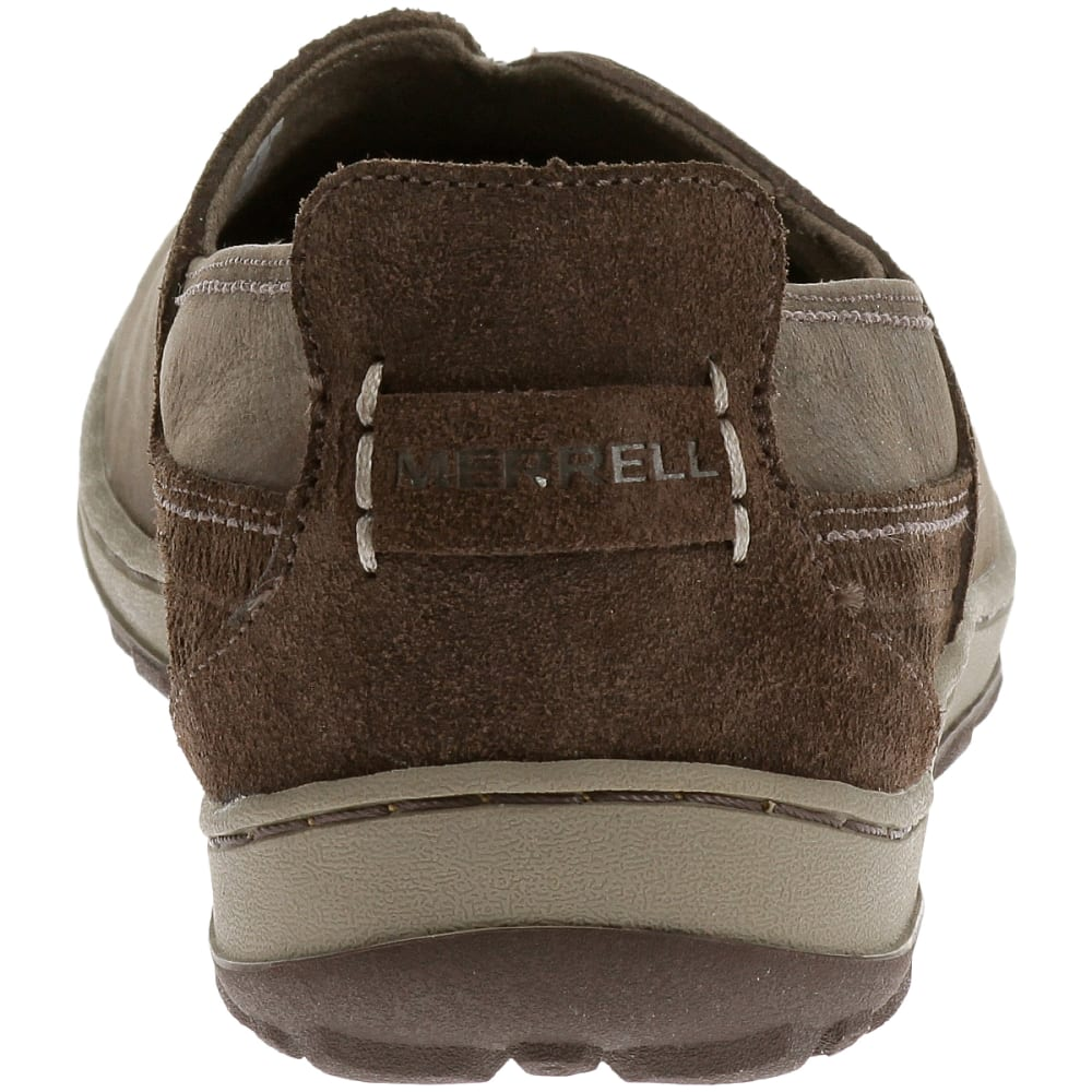 MERRELL Women's Ashland Slip-On Shoes, Coffee Bean - COFFEE BEAN