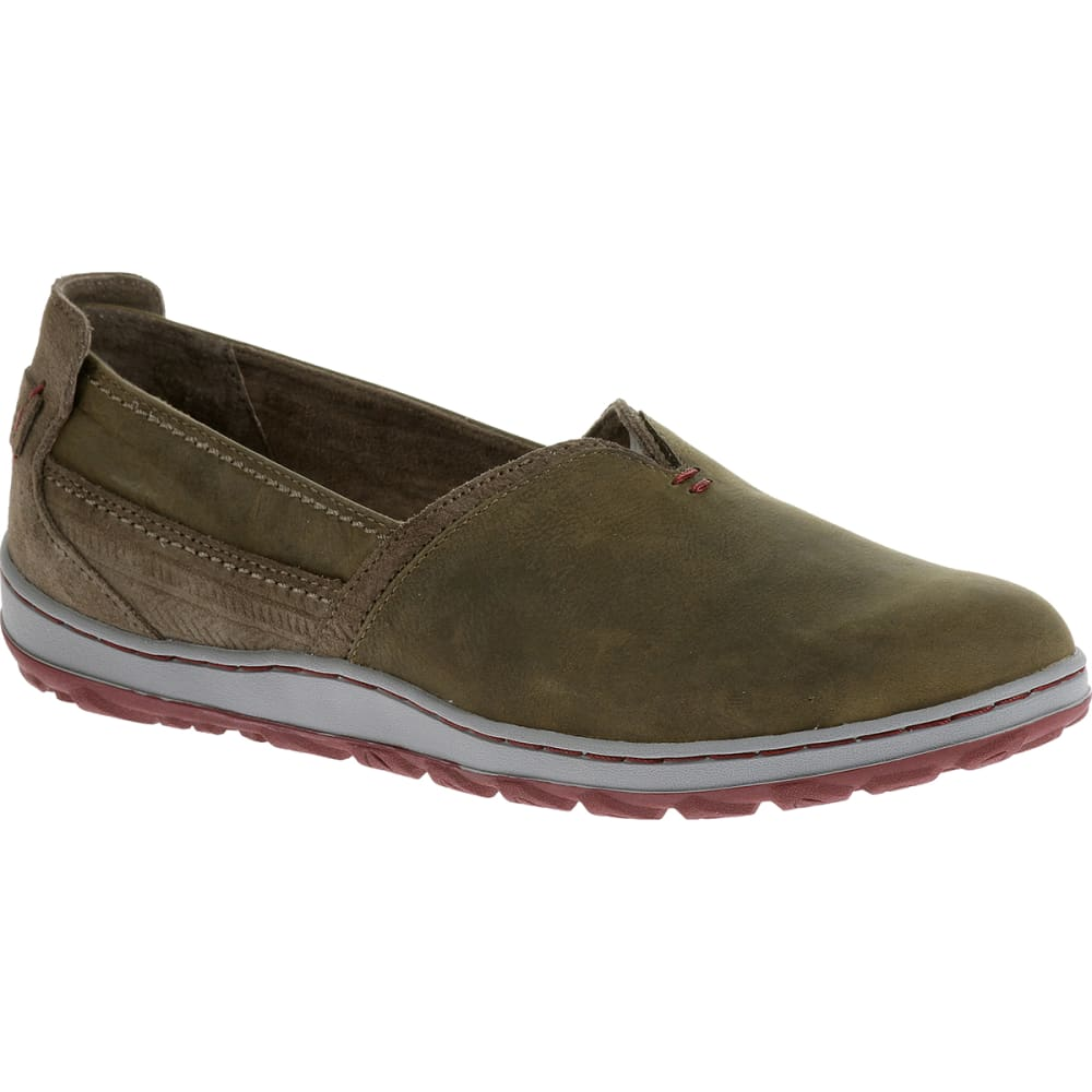 merrell s ashland slip on shoes bungee cord
