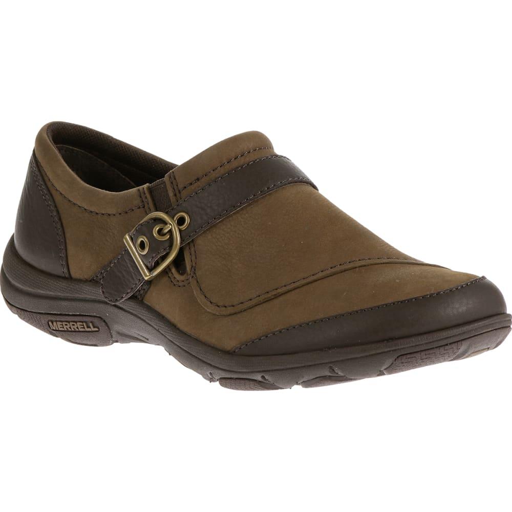 f7fe7f63b409 MERRELL Women  39 s Dassie Buckle Shoes