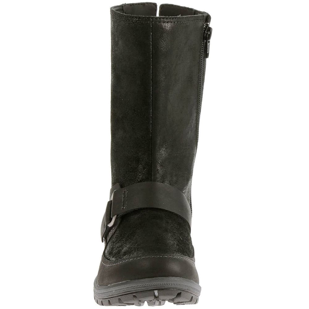 ... MERRELL Women's Emery Buckle Boots, Black - BLACK ...