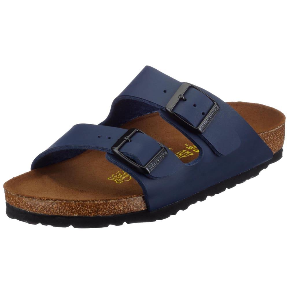 Womens sandals narrow - Birkenstock Women 39 S Arizona Soft Sandals Narrow Navy Navy
