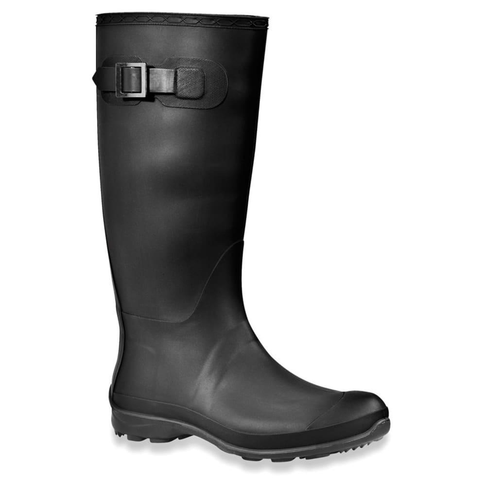 KAMIK Women's Olivia Tall Rain Boots - BLACK