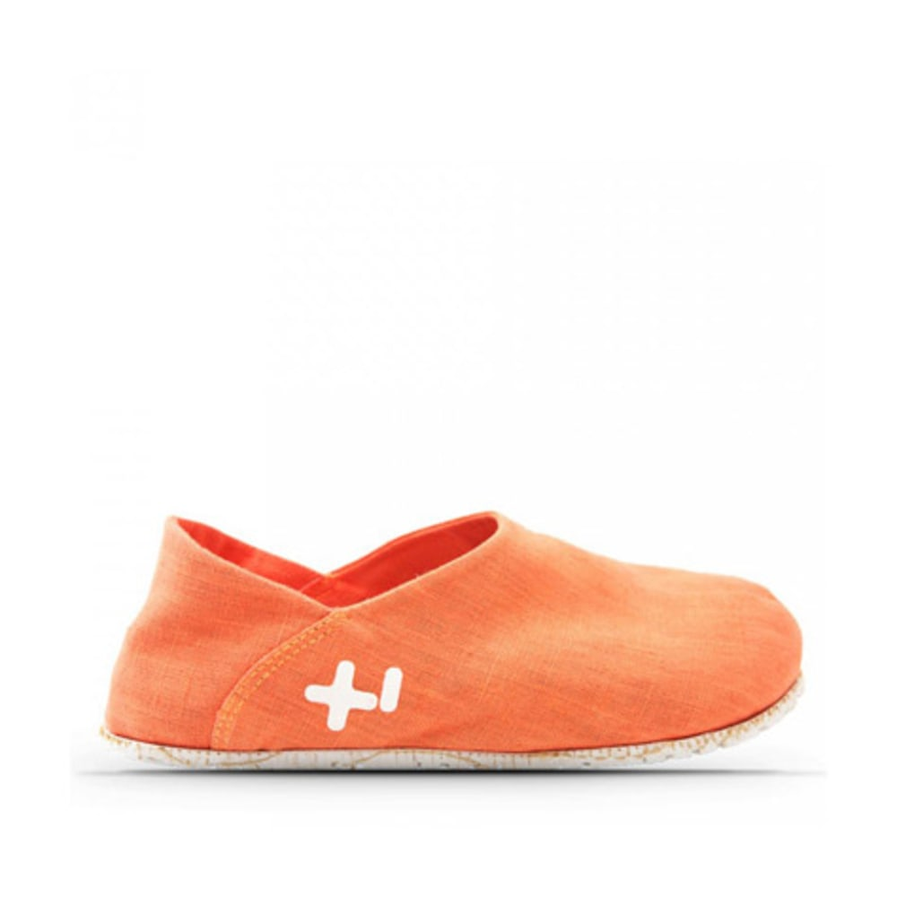 OTZ Women's 300GMS Linen Shoes - CORAL